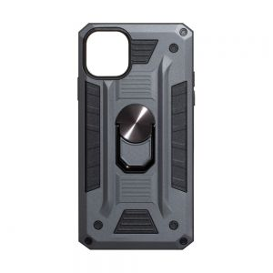Чехол Robot Case with ring for Apple Iphone 11 Pro Max Цвет Серый