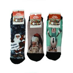 Носки женские Winter Socks Happy New Year (р. 36-40) 6 пар в упаковке - фото 2