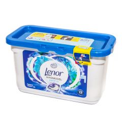 Капсулы для стирки Lenor 2in1 pods 13шт./уп. - фото 2