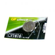 Батарейка GP дисковая Lithium Button Cell 3.0V CR1616-7U5 Li