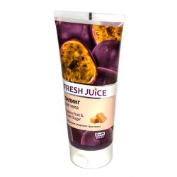 Пилинг для тела Fresh Juice 200мл passion fruit&brown sugar