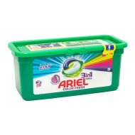 Капсулы для стирки Ariel 3in1 color fresh 28шт./уп.