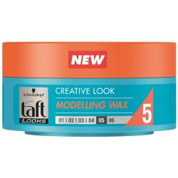 Воск для волос Taft Creative Looks 75 мл