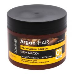 Крем-маска Dr.Sante Argan Hair 300 мл - фото 2