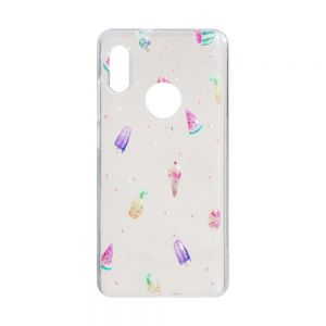 Чехол TPU Juicy Print for Xiaomi Redmi Note 5 / Pro Цвет Арбуз