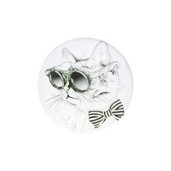 PopSockets Smile Цвет Сat with glasses Y533