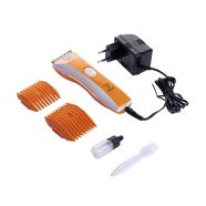 Аккумуляторная машинка триммер для стрижки животных собак и кошек Professional Pet Clipper BZ-806 - фото 1